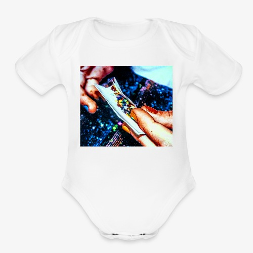 BE YOU - Organic Short Sleeve Baby Bodysuit