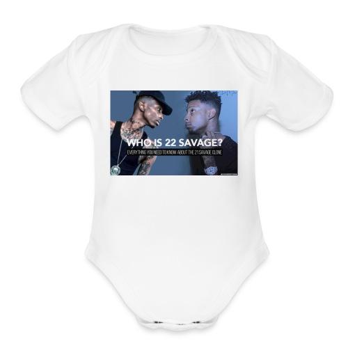 1475607142 6c4458de23d2a7788763e9d4d4b89455 - Organic Short Sleeve Baby Bodysuit