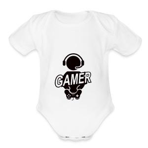 Xtreme Gamer - Short Sleeve Baby Bodysuit