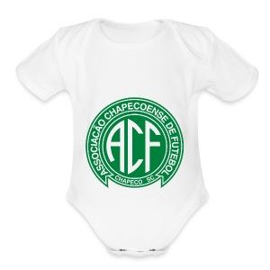 CHAPECOENSE - Short Sleeve Baby Bodysuit
