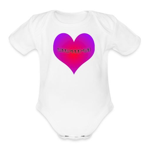 20180709 010632 - Organic Short Sleeve Baby Bodysuit