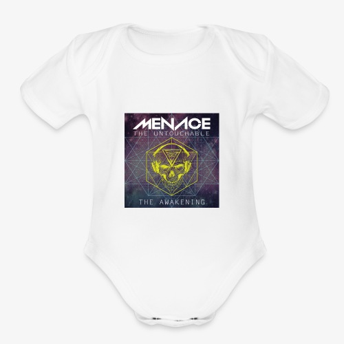 The Awakening 2 - Organic Short Sleeve Baby Bodysuit