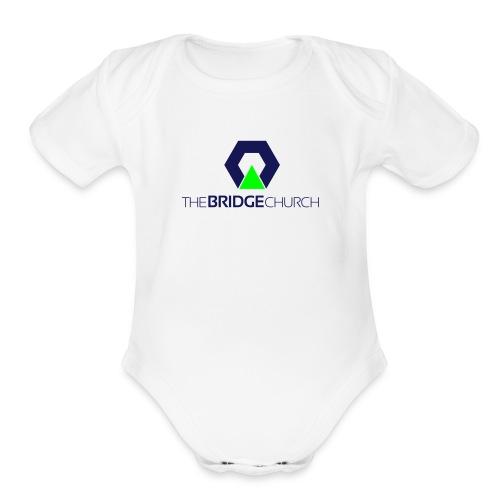 Bridge Accessories - Organic Short Sleeve Baby Bodysuit