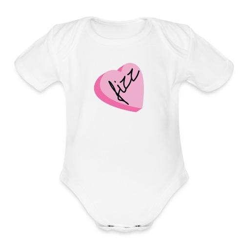 FZ - Organic Short Sleeve Baby Bodysuit