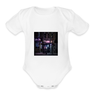 Radiogram - Short Sleeve Baby Bodysuit