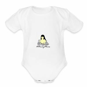 Money Moves - Short Sleeve Baby Bodysuit