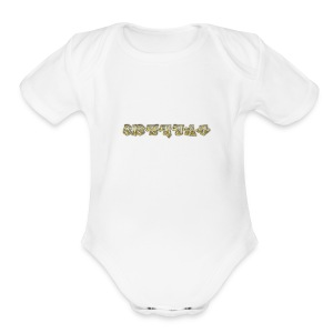 313squad city life - Short Sleeve Baby Bodysuit