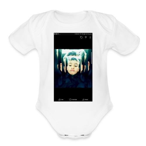 Kobie - Organic Short Sleeve Baby Bodysuit