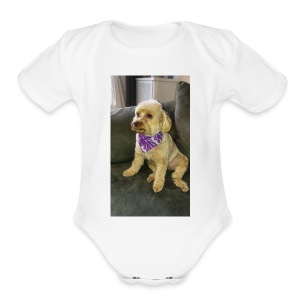 Fresh Cut Abby - Short Sleeve Baby Bodysuit