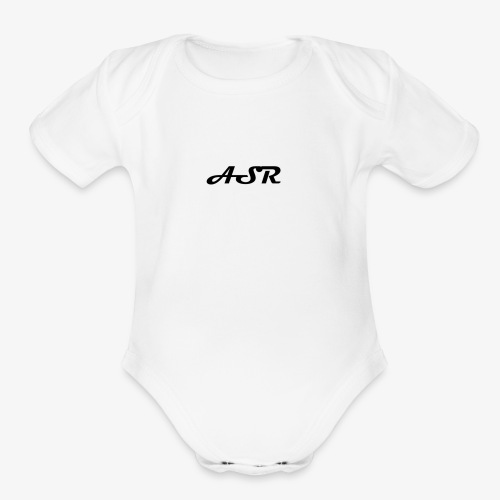 Ahmed dektop 1 - Organic Short Sleeve Baby Bodysuit
