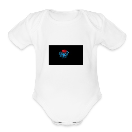 success - Organic Short Sleeve Baby Bodysuit