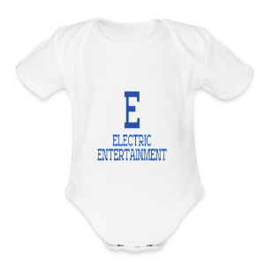 Electric Entertainment - Short Sleeve Baby Bodysuit