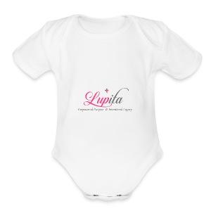 Ministry Logo - Short Sleeve Baby Bodysuit