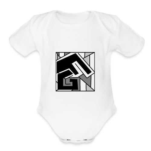 FryeGames - Organic Short Sleeve Baby Bodysuit