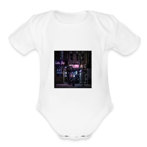 Radiogram - Organic Short Sleeve Baby Bodysuit