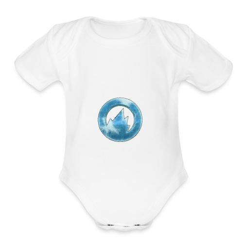 JLG - Organic Short Sleeve Baby Bodysuit