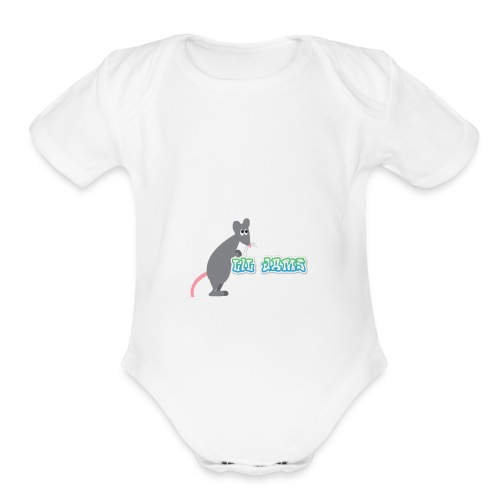 Rat god deal buy ok - Organic Short Sleeve Baby Bodysuit