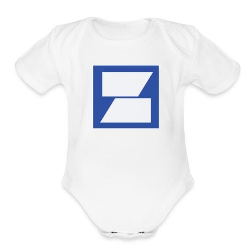 ZURAN S1 - Organic Short Sleeve Baby Bodysuit