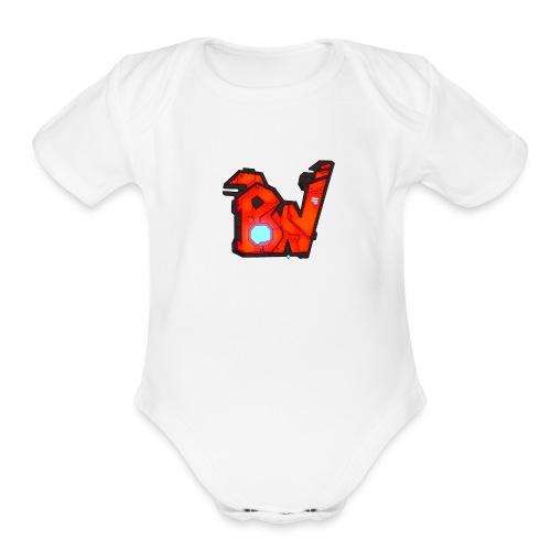 BW - Organic Short Sleeve Baby Bodysuit