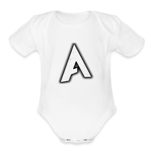 Adpet Clan - Organic Short Sleeve Baby Bodysuit