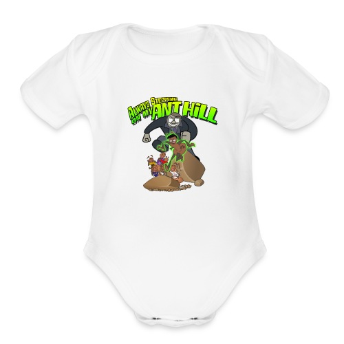 Ant Bully - Organic Short Sleeve Baby Bodysuit