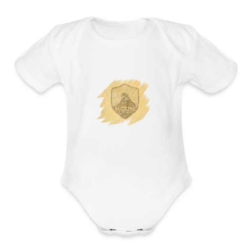 Join the Hunt MOUSEHUNT - Organic Short Sleeve Baby Bodysuit