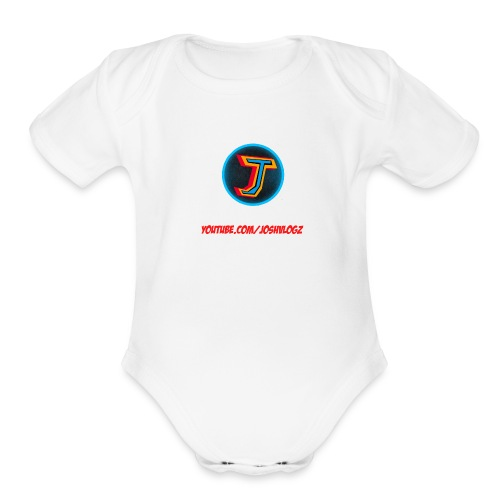 iPhone-Merch - Organic Short Sleeve Baby Bodysuit