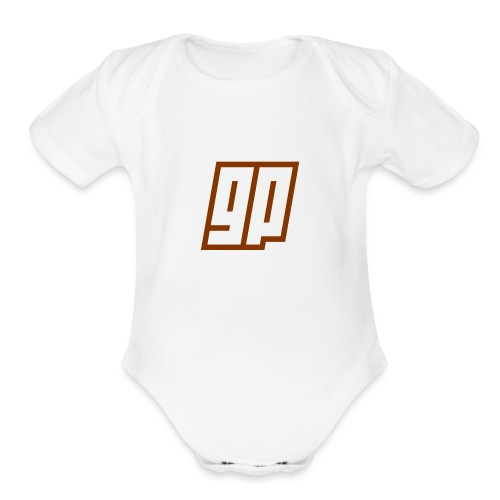 cases - Organic Short Sleeve Baby Bodysuit