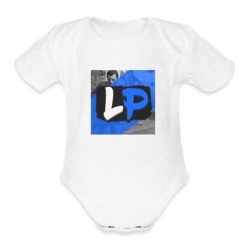 Logo Merchandise - Organic Short Sleeve Baby Bodysuit