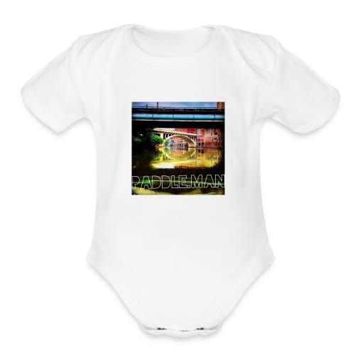 Sabine Street - Organic Short Sleeve Baby Bodysuit
