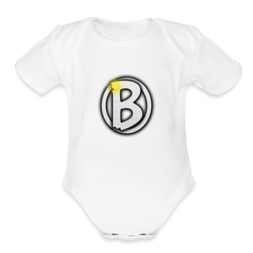 Braydons Merch - Organic Short Sleeve Baby Bodysuit