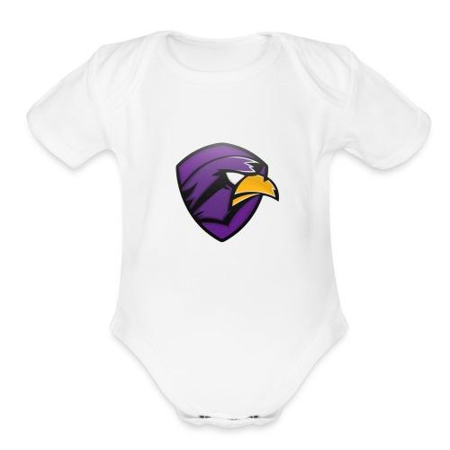 Towi - Organic Short Sleeve Baby Bodysuit
