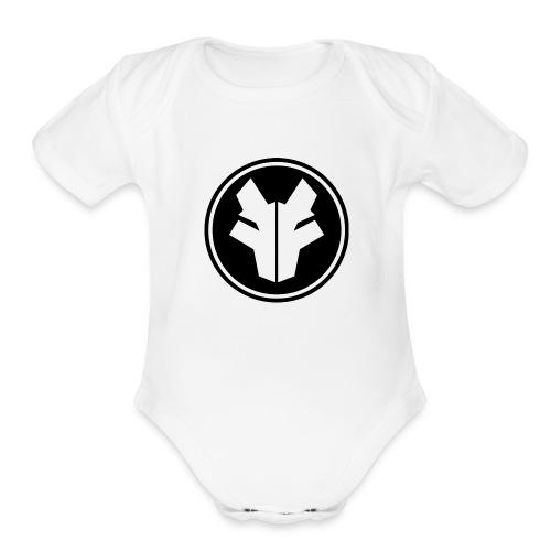 YBK - Organic Short Sleeve Baby Bodysuit
