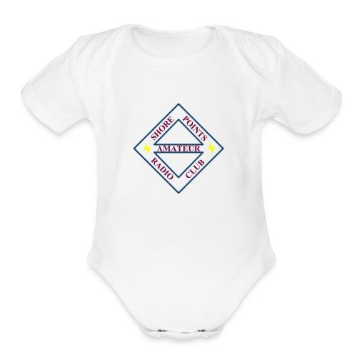 SPARC_T-Shirt_Blk - Organic Short Sleeve Baby Bodysuit