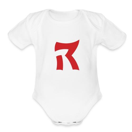 RedZoneRobert - Organic Short Sleeve Baby Bodysuit