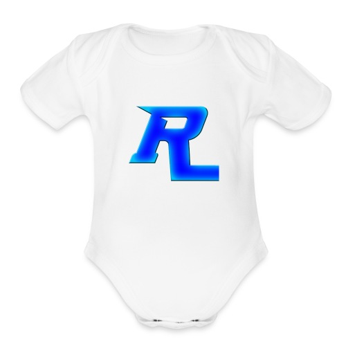 The official RevenG92 R - Organic Short Sleeve Baby Bodysuit