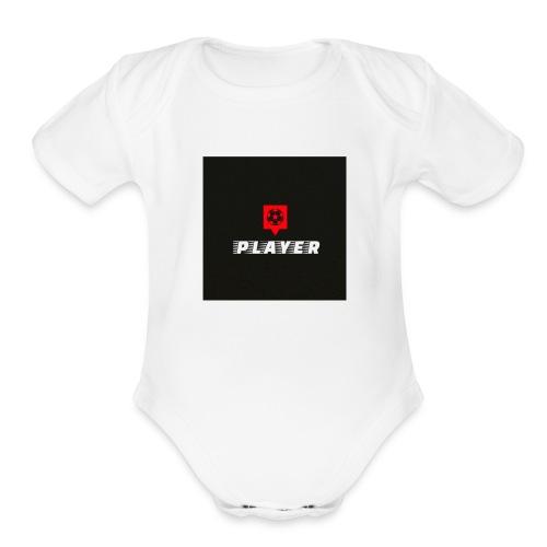 1139291 u - Organic Short Sleeve Baby Bodysuit