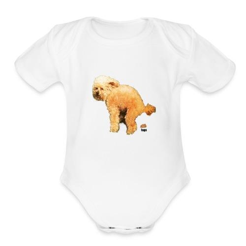 Meme.cell Merch - Organic Short Sleeve Baby Bodysuit