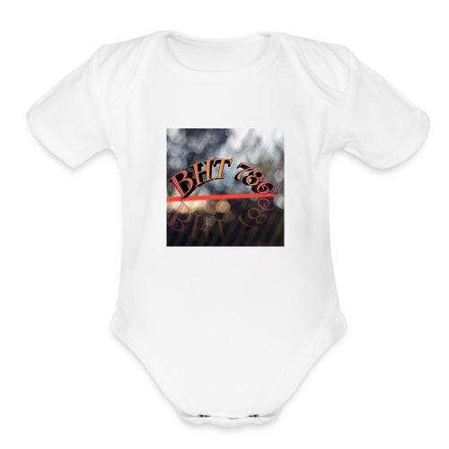 Blackhammertho786 - Organic Short Sleeve Baby Bodysuit