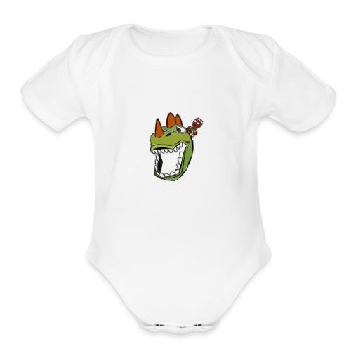 Christmas Shirts - Organic Short Sleeve Baby Bodysuit