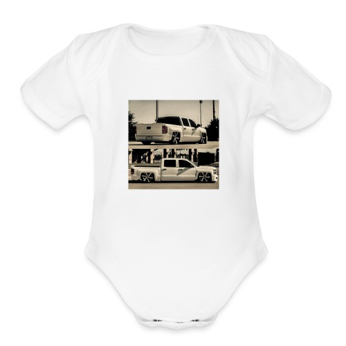 IMG_0389 - Organic Short Sleeve Baby Bodysuit