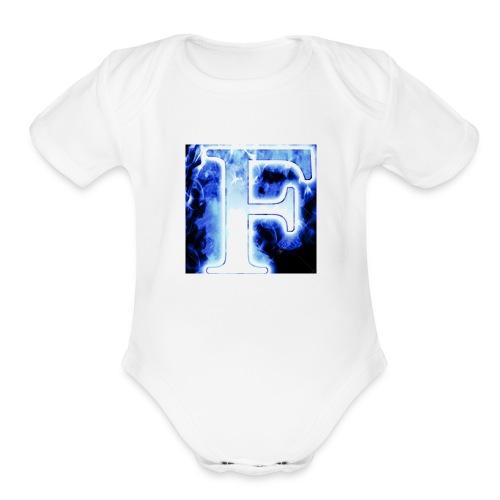 Porter Apodaca - Organic Short Sleeve Baby Bodysuit