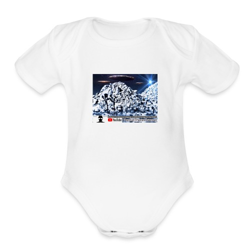 EarlT2019 - Organic Short Sleeve Baby Bodysuit