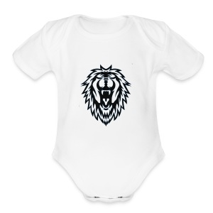 Tiger tshirt for men and women - Short Sleeve Baby Bodysuit