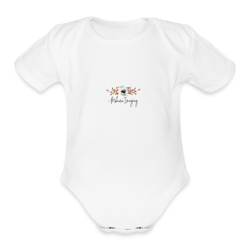 Mohave Imaging - Organic Short Sleeve Baby Bodysuit