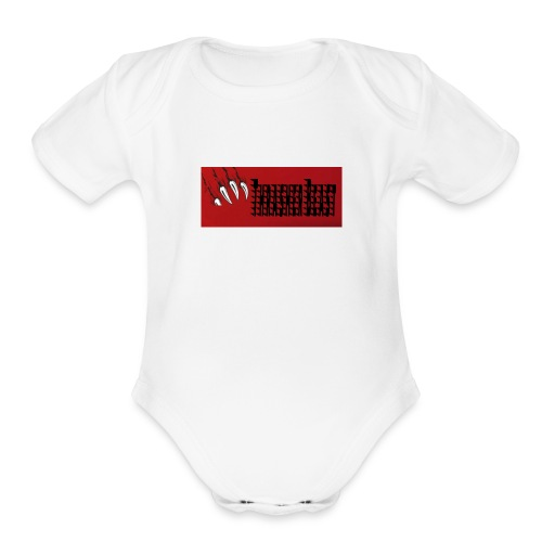 TB Merch - Organic Short Sleeve Baby Bodysuit