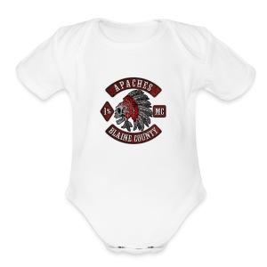 TAMC - Short Sleeve Baby Bodysuit