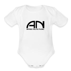 Aimee Nolte Music - Short Sleeve Baby Bodysuit