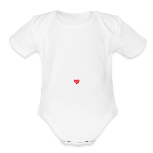 Baby Pregnancy Announcement and Thanksgiving Shir - Organic Short Sleeve Baby Bodysuit