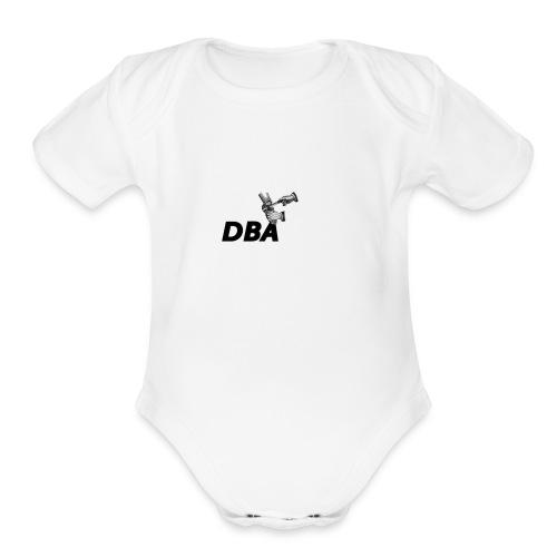 gfb - Organic Short Sleeve Baby Bodysuit